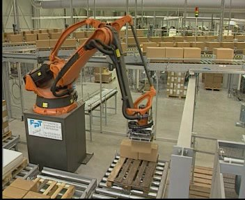 Robot Packaging Systems